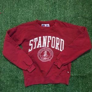 Vintage Russell Athletic Stanford crewneck